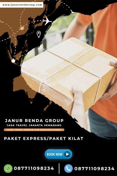 layanan paket express